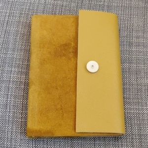 Anthropologie Suede/Leather Brand New Journal